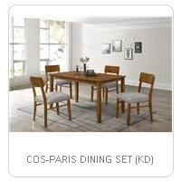 COS-PARIS DINING SET (KD)